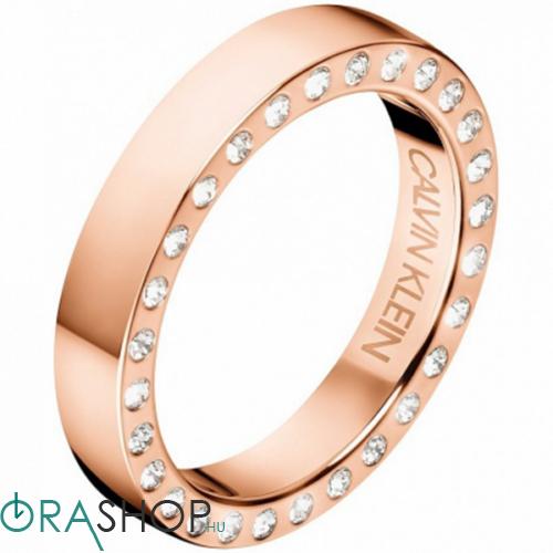 Calvin Klein gyűrű - KJ06PR140205
