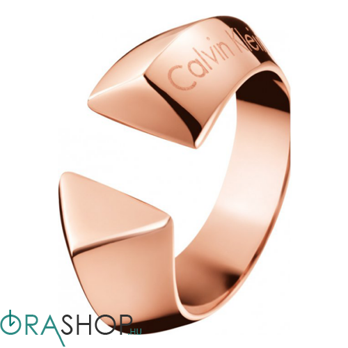 Calvin Klein gyűrű - KJ4TPR100106 - Shape