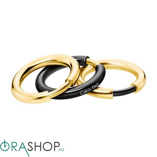 Calvin Klein gyűrű - KJ5FBR200106 - Disclose