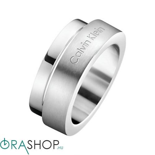 Calvin Klein gyűrű - KJ6AMR080106