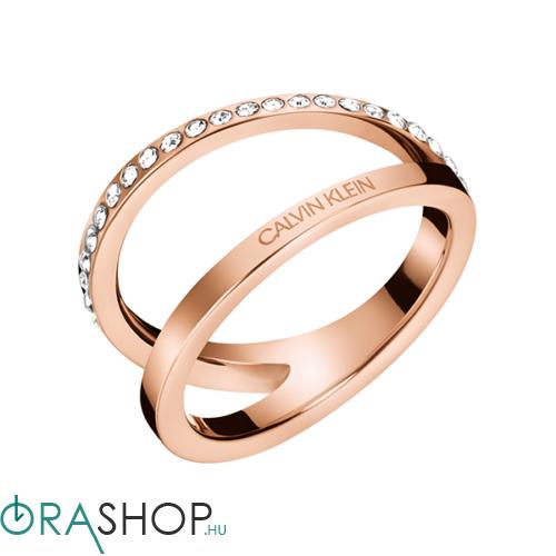 Calvin Klein gyűrű - KJ6VPR140106 - Outline