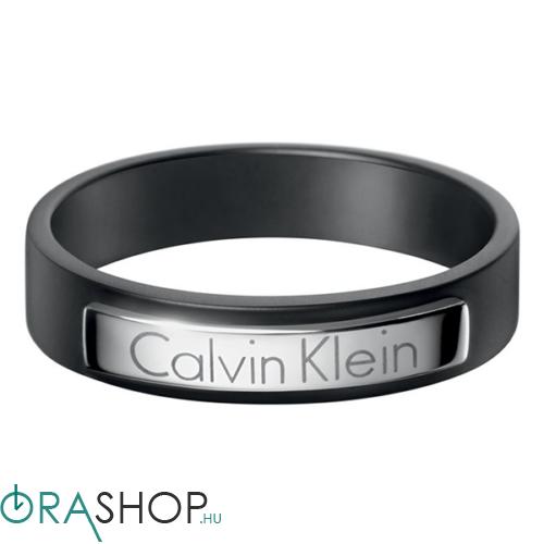 Calvin Klein gyűrű - KJ7QBR280109 - Dapper