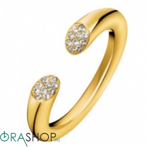 Calvin Klein gyűrű - KJ8YJR1401 - Brilliant