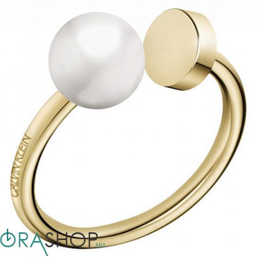 Calvin Klein gyűrű - KJ9RJR140108