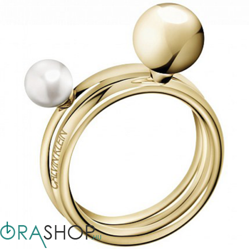 Calvin Klein gyűrű - KJ9RJR140308