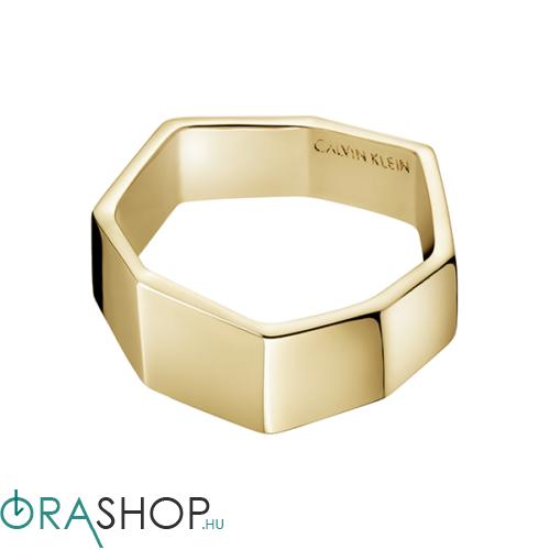 Calvin Klein gyűrű - KJATJR100106 - Origami