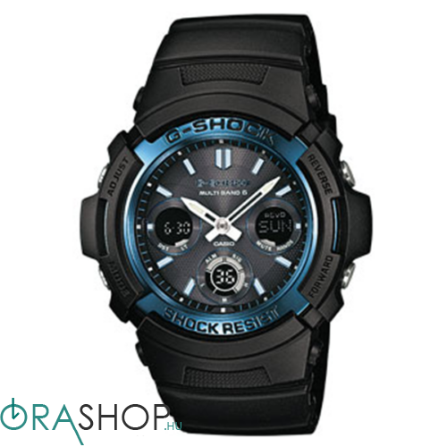 Casio férfi óra - AWG-M100A-1AER - G-Shock Basic