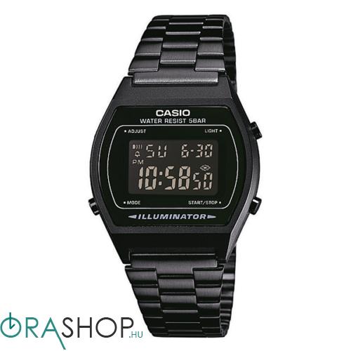 Casio unisex óra - B640WB-1BEF - Retro