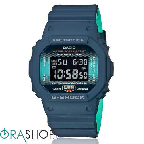 Casio férfi óra - DW-5600CC-2ER - G-Shock Basic