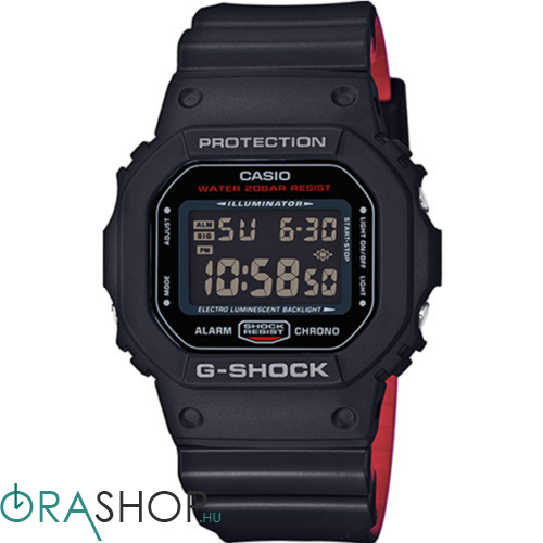 Casio férfi óra - DW-5600HR-1ER - G-Shock Basic