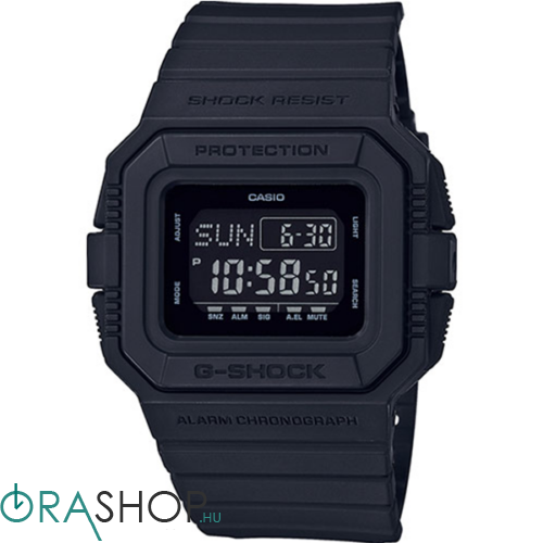 Casio férfi óra - DW-D5500BB-1ER - G-Shock Basic