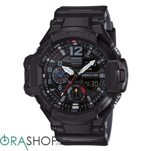 Casio férfi óra - GA-1100-1A1ER - G-Shock PREMIUM