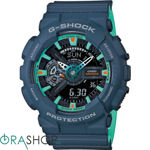 Casio férfi óra - GA-110CC-2AER - G-Shock Basic