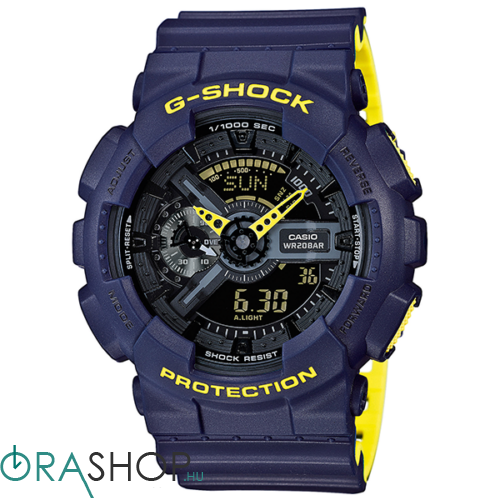 Casio férfi óra - GA-110LN-2AER - G-Shock Basic