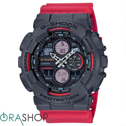 Casio férfi óra - GA-140-4AER - G-Shock basic