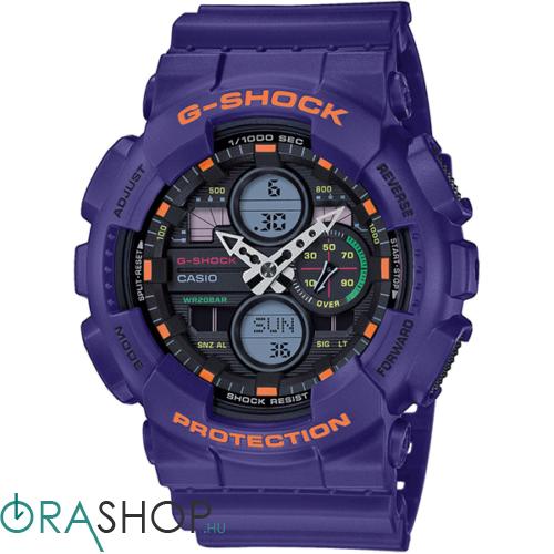 Casio férfi óra - GA-140-6AER - G-Shock basic