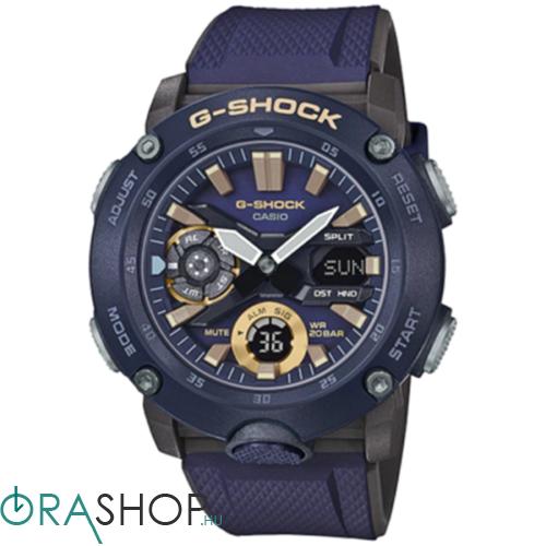Casio férfi óra - GA-2000-2AER - G-Shock Basic