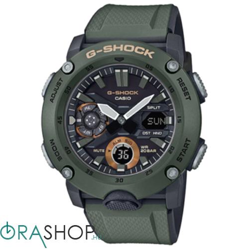 Casio férfi óra - GA-2000-3AER - G-Shock Basic