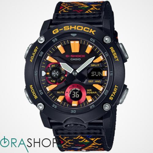 Casio férfi óra - GA-2000BT-1AER - G-Shock PREMIUM