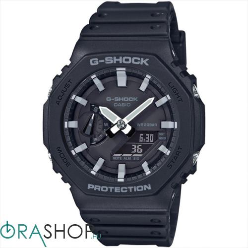 Casio férfi óra - GA-2100-1AER - G-Shock Basic