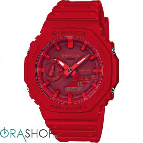 Casio férfi óra - GA-2100-4AER - G-Shock Basic