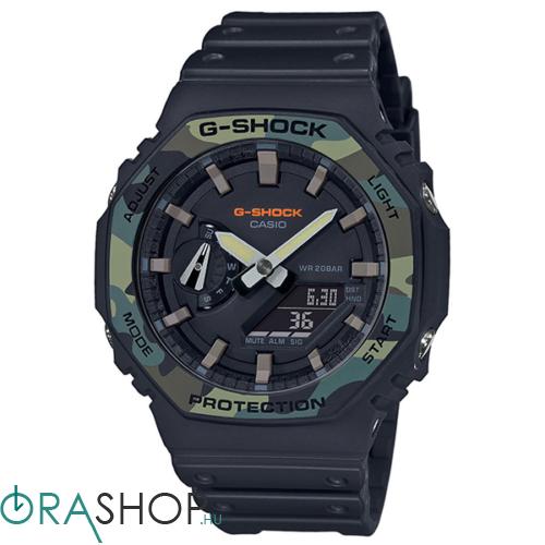 Casio férfi óra - GA-2100SU-1AER - G-SHOCK Basic