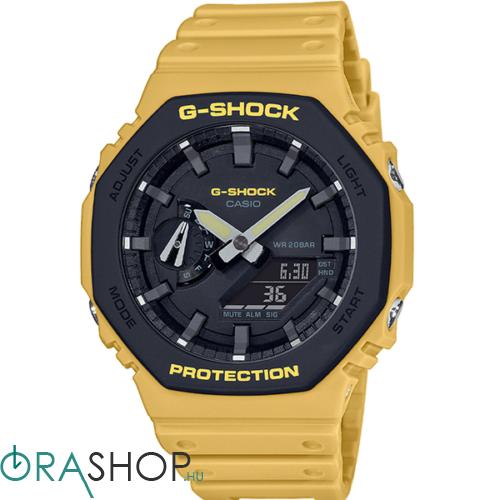 Casio férfi óra - GA-2110SU-9AER - G-SHOCK Basic