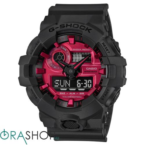 Casio férfi óra - GA-700AR-1AER - G-Shock Basic