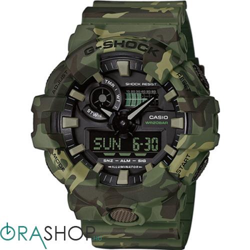 Casio férfi óra - GA-700CM-3AER - G-Shock Basic