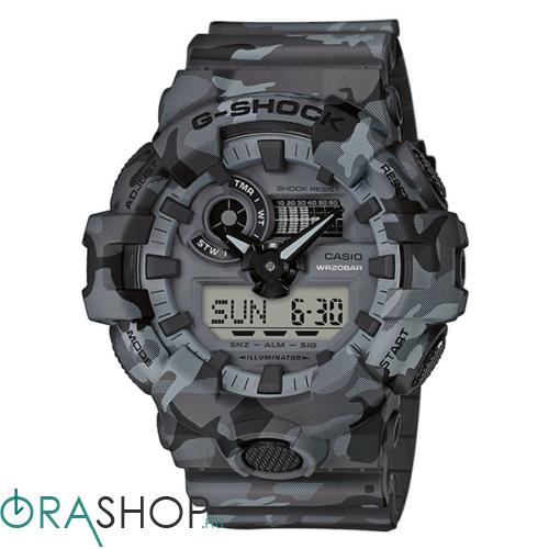 Casio férfi óra - GA-700CM-8AER - G-Shock Basic