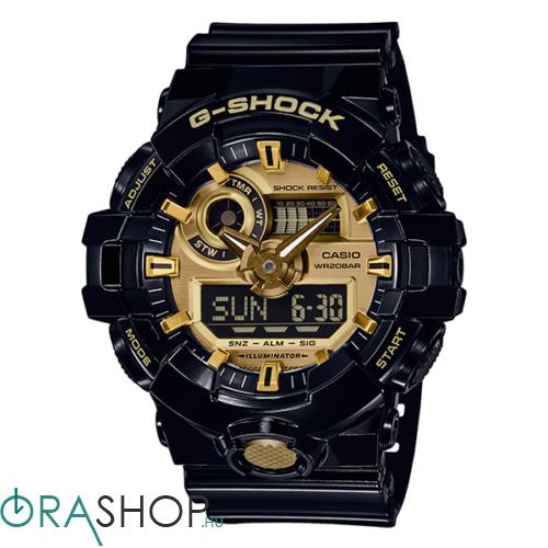 Casio férfi óra - GA-710GB-1AER - G-Shock Basic