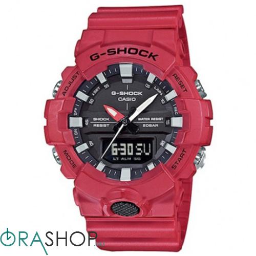 Casio férfi óra - GA-800-4AER - G-Shock Basic