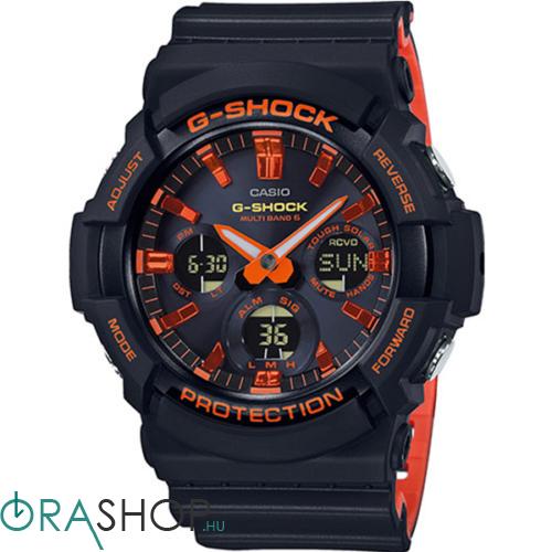 Casio férfi óra - GAW-100BR-1AER - G-Shock Basic