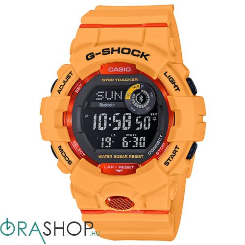 Casio férfi óra - GBD-800-4ER - G-Shock Basic