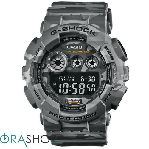 Casio férfi óra - GD-120CM-8ER - G-Shock Basic