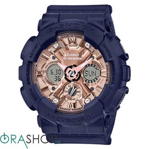Casio unisex óra - GMA-S120MF-2A2ER - G-Shock Basic
