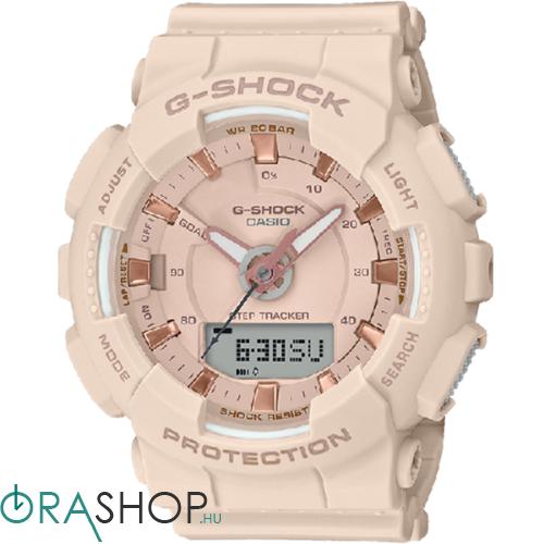 Casio unisex óra - GMA-S130PA-4AER - G-Shock Basic