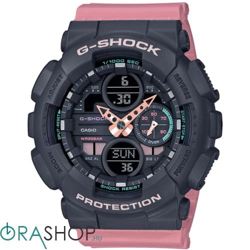 Casio unisex óra - GMA-S140-4AER - G-Shock PREMIUM
