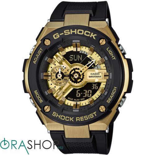 Casio férfi óra - GST-400G-1A9ER - G-Shock PREMIUM