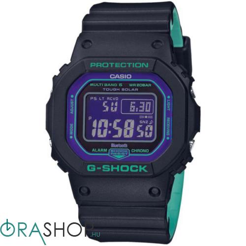 Casio férfi óra - GW-B5600BL-1ER - G-Shock Basic