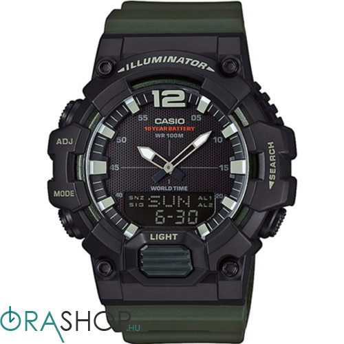 Casio férfi óra - HDC-700-3AVEF - Collection