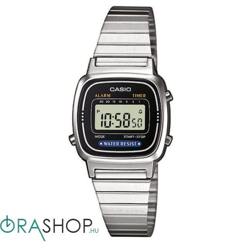 Casio női óra - LA670WEA-1EF - Retro