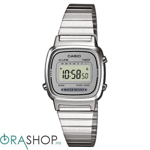 Casio női óra - LA670WEA-7EF - Retro