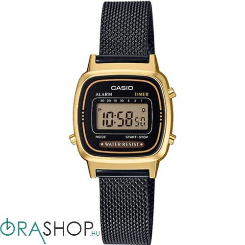 Casio női óra - LA670WEMB-1EF - Retro