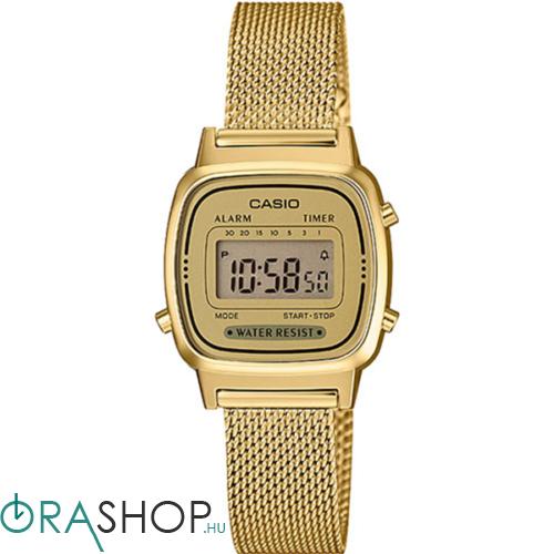 Casio női óra - LA670WEMY-9EF - Retro