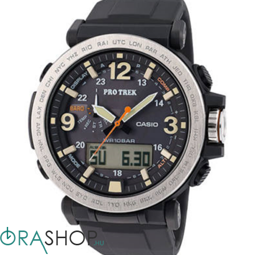 Casio férfi óra - PRG-600-1ER - Pro Trek PREMIUM