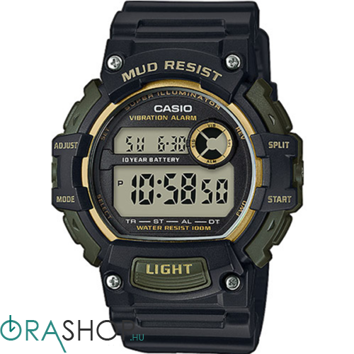 Casio unisex óra - TRT-110H-1A2VEF - Collection