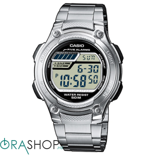 Casio férfi óra - W-212HD-1AVEF - Collection