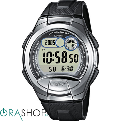 Casio férfi óra - W-752-1AVES - Collection