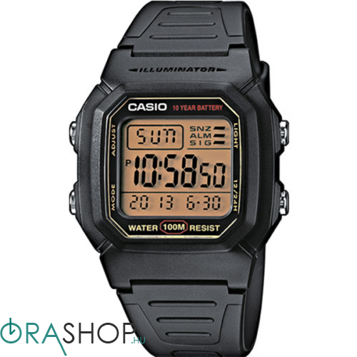 Casio férfi óra - W-800HG-9AVES - Collection